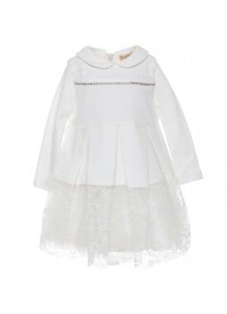 Платье Monnalisa Chic (цвет розовый )