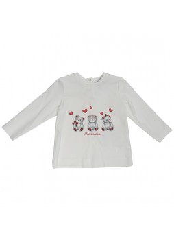 Блуза Monnalisa Bebe